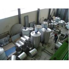 Изготовление металлоконструкций, емкостей